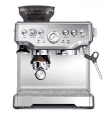 The Breville BES870XL Barista Express Is A State Of Art Machine Made From Stainless