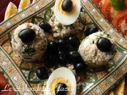 tunesischer reissalat le monde de jacey tunesische küche
