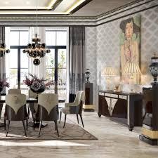 Designer High End Art Deco Inspired Buffet Sideboard