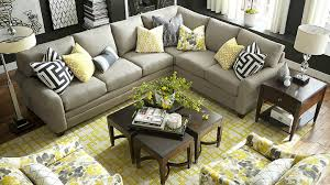 Incredible Decoration Yellow And Gray Living Room Vibrant Idea Ideas