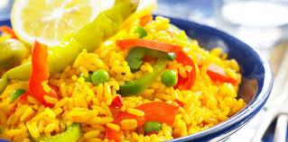 cuisine du riz riz à l espagnole facile et pas cher recette sur cuisine actuelle