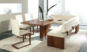 Dining Table Wooden Rectangle With Bench Room Furniture Contemporary Rectangular Wood