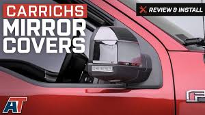 2015-2016 F150 Carrichs Mirror Covers Review & Install - YouTube Tyger Abs Triple Chrome Plated A Pair Mirror Covers 9706 Ford Putco Peel And Stick Installation Replacement Carbon Fiber Cf Mirror Covers For Bmw F10 F30 F26 F16 Upgrade Performancestyle Ugplay Towing Mirrors 2pcs Landrover Discovery 3 And 4 05 Onwards Stainless Steel Polaris Slingshot Side View By Tufskinz Agency Power Carbon Fiber Door Set Of 2 Mini Cooper Avs 687665 42018 Chevy Silverado Trim Vw Touareg 2008 2011 Silver Wing Cap 52016 F150 Skull Replacement