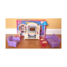 Barbie Fashion Living Room Set by Big Complete Living Room Barbie Fashion Royalty Silkstone Monster