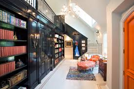These 38 Home Libraries Will Have You Feeling Just Like Belle Fniture Modern Home Library Design 20 Coolest Awesome Classic Ideas Interior Exciting Personal Best Idea Home Design Stunning Custom Photos Decorating Amazing Office H35 For Decoration Shelf Cool Libraries Small Bookcases Cool Library 30 Imposing Style Freshecom Industrial Loft With Impressive Gentlemans Studydavid Collinsprivate Residential Family