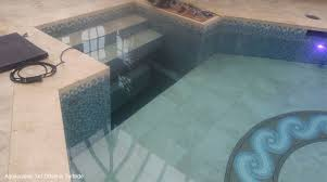 Npt Pool Tile And Stone by Oceanside Glasstile Featured Designers Martin S Pools And Spas