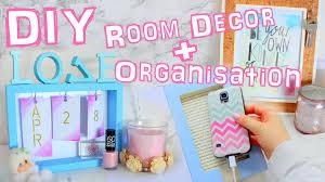 Diy Room Decor And Organization 2016