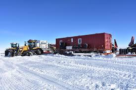 100 Antarctica House Traverse Open IT Guy
