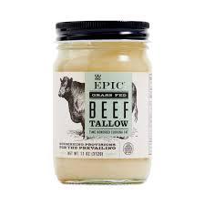 Epic Grassfed Beef Tallow Thrive Market