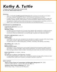 Sample Resume Operations Manager In Manufacturing For Director Customer Service