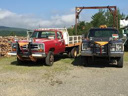 100 Plow Trucks For Sale Auction 17191 1988 DODGE PLOW TRUCK 1987 CHEVY SUBURBAN PLOW