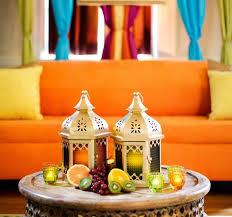 orientalische deko für einrichtung wie aus 1001 nacht