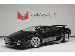 100 Craigslist Vt Cars And Trucks By Owner 1994 Lamborghini Diablo VT For Sale In Nashville TN Stock VA12267C