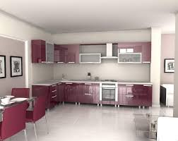 countertops backsplash glossy purple kitchen cabinet impresive
