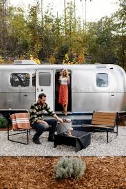 100 Pictures Of Airstream Trailers Autocamps Luxury Airstream Trailers Bring Style To Camping In Yosemite