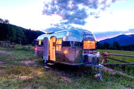 Restored 1954 Flying Cloud Airstream In Mint Condition Travels Off