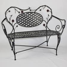 Mainstays Patio Heater Wont Stay Lit by Mainstays Slat Garden Bench Black Walmart Com