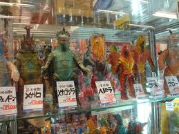 Vintage Toy Stores
