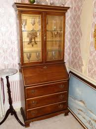 Jasper Cabinet Company Secretary Desk by Bookcase Secretary Jasper Cabinet Bicentennial