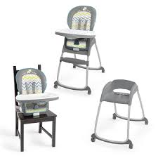 Ingenuity Trio 3-in-1 High Chair - Ridgedale - InGenuity - Babies