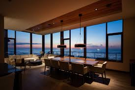 100 Modern Beach Home Lucid Architecture House Dining Room Lucid Architecture