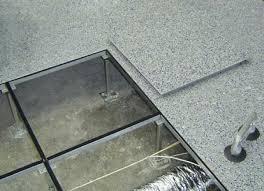 tate concore raised floor system kit data center access flooring