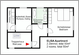 elisa 2 room apartment 50 sqm in bad nauheim closed frankfurt