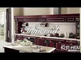 aran cucine imperial bordeaux rote küchenzeile im gehobenen landhausstil aus massivholz