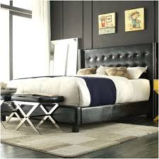 Black Leather Headboard California King by Headboards Leather Tufted Headboard Cal King Black Leather
