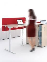 bureau assis debout electrique 12 best bureaux ergonomiques assis debout images on