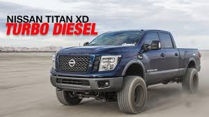 OUR NEW SHOP TRUCK!!! (Lifted 2017 Nissan Titan XD - Desert Trip ...