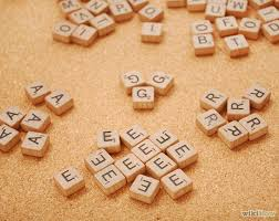 how to make scrabble tile coasters