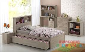 Broadbeach Trundle Bed Single Awesome Beds 4 Kids