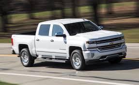 100 4x4 Chevy Trucks For Sale 2016 Chevrolet Silverado 1500 Z71 53L 8Speed Automatic Test 8211
