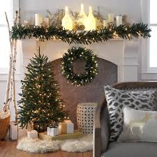 Puleo Christmas Tree Replacement Bulbs by 7 5 Ft Delicate Pine Slim Pre Lit Christmas Tree Hayneedle
