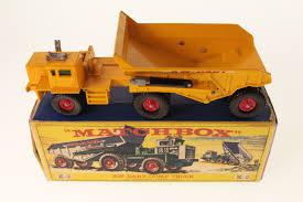 Matchbox #K2 - KW Dart Dump Truck - Yellow - A/B | EBay