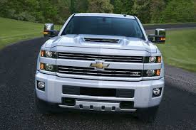 GM Reveals New Front End Design For 2017 Chevy Silverado HD, GMC ...