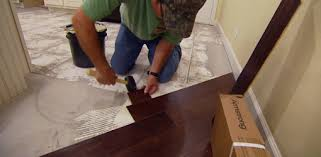Installing Engineered Wood Flooring Diagonally