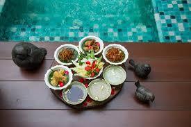 cha e cuisine the raweekanlaya wellness cuisine resort picture of the