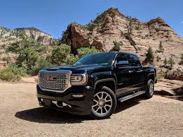2018 GMC Sierra Denali: Tow Like A Pro In Style | Kelley Blue Book
