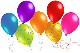 balloons clipart png 9