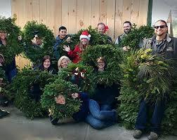 Christmas Tree Farm Lincoln Nebraska by Delahuntys