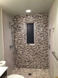 The Tile Shop Plymouth Mn by Customer Bath Featuring Vail Shimmer Stria Mosaic Mosaicmonday