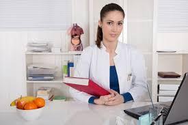 secrétaire médicale des contacts et des débouchés