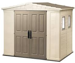 Keter Woodland Storage Box by Keter Apex 8 X 6 Outdoor Storage Sheds
