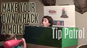 How To Make Your Own Whack A Mole Game