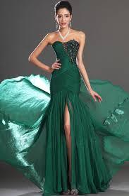 online get cheap dark green prom dress mermaid style aliexpress