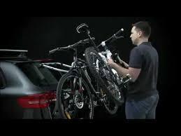 porte vélo sur hayon thule clipon