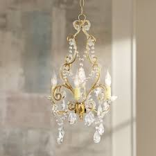 ideas plug in swag chandelier with delightful mixture of clear