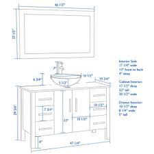 Allen Roth Bathroom Vanities Canada by Bathroom Bathroom Sink With Mirror Bathroom Cabinets Mirrors